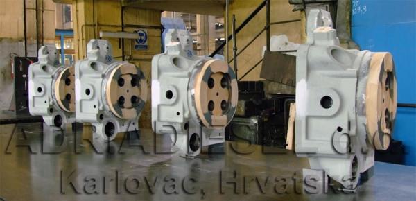 Proizvodnja dizelskih motora - licencija MAN Diesel & Turbo